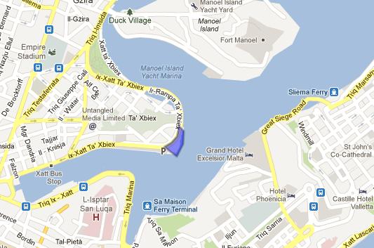 mapa-playa-ta-xbiex