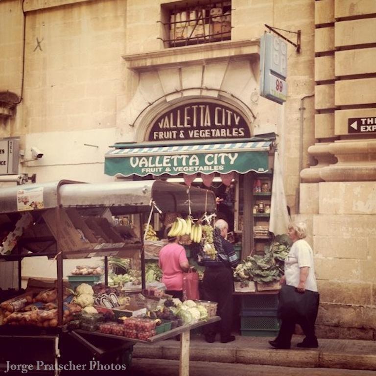 Las Minitiendas de Alimentos en Malta