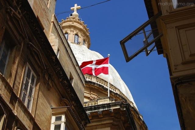 Banderas de Malta