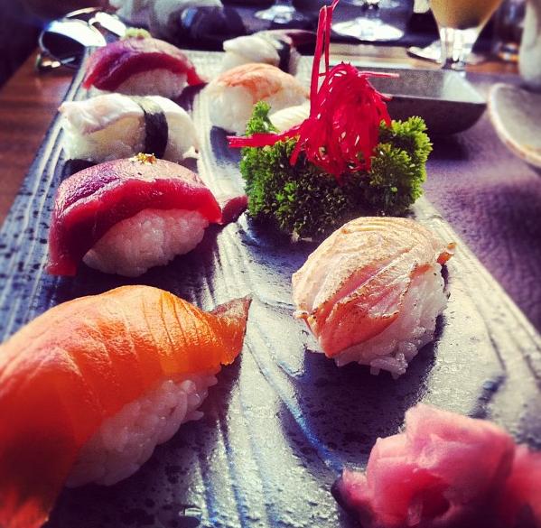 ¿Dónde comer sushi en Malta?