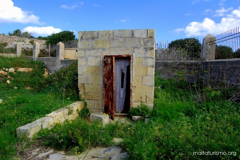cuarto secreto baños romanos tuffieha