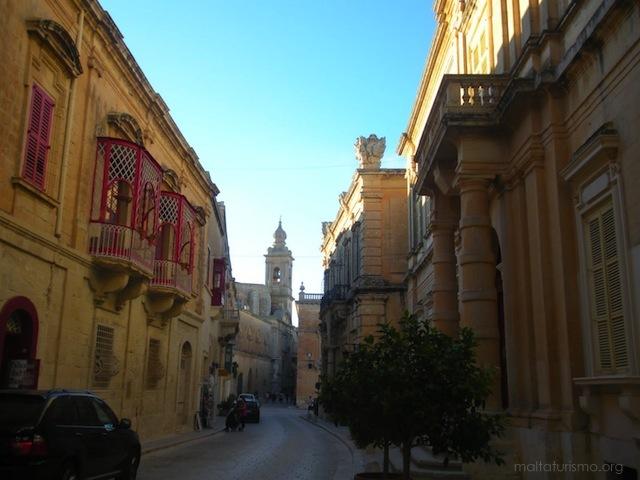 Edificios en Mdina