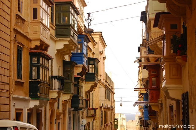 Las Construcciones en Malta
