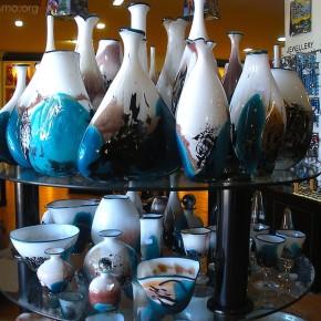 El vidrio Maltés