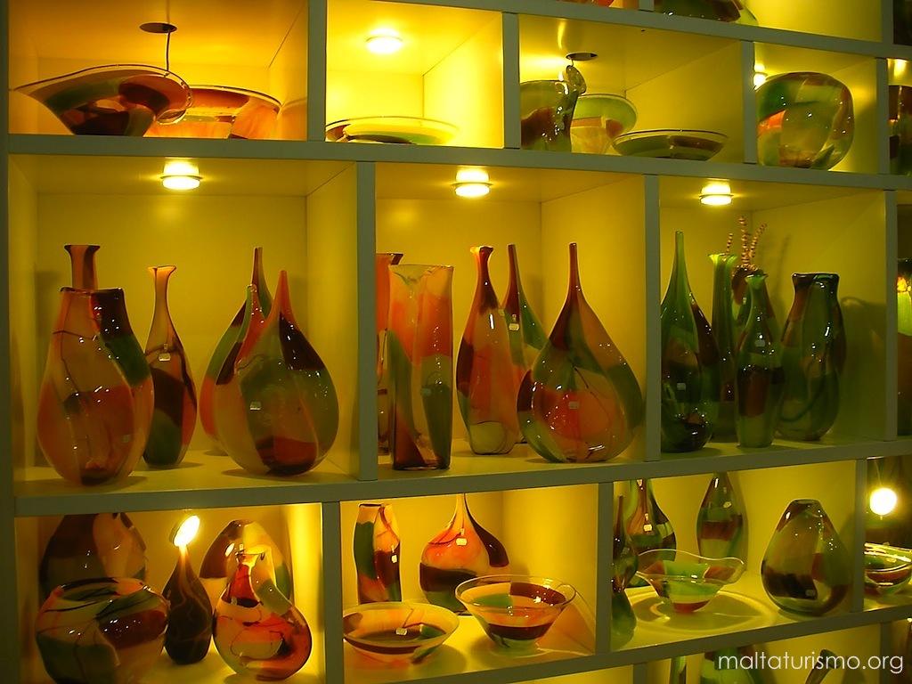vidrio maltes
