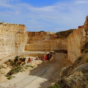 Canteras de Piedra Caliza en Malta