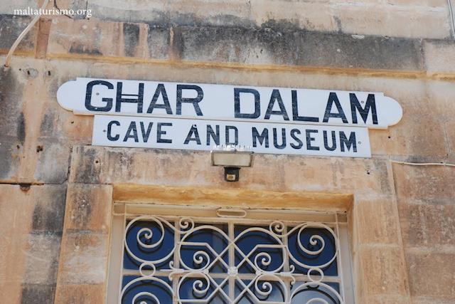 entrada al museo ghar dalam malta