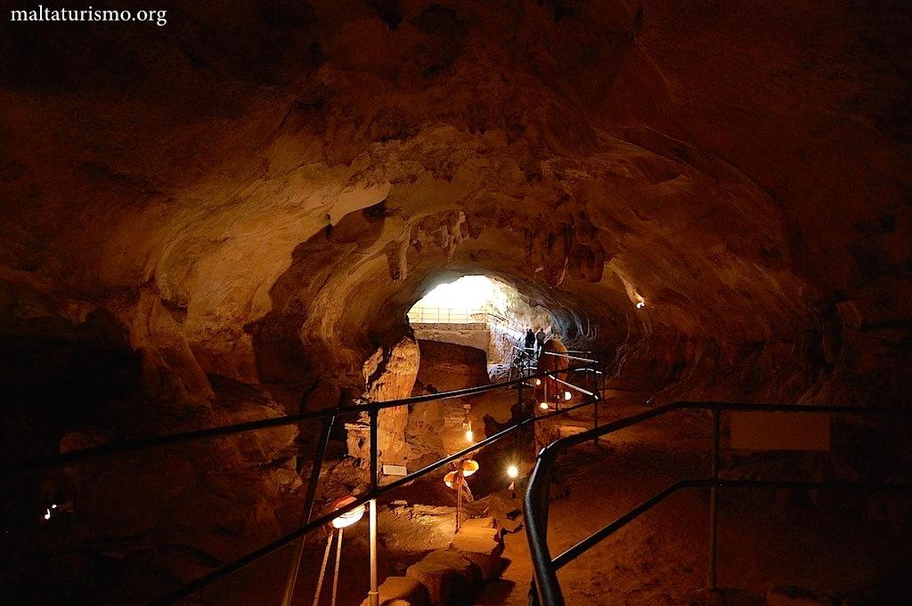 Cuevas en Malta – Ghar Dalam