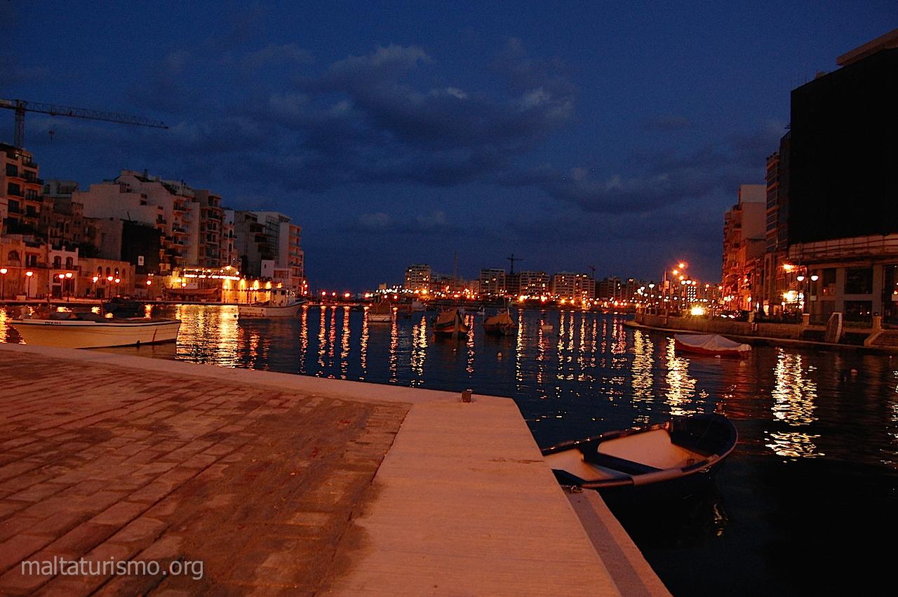 La bahía de Spinola