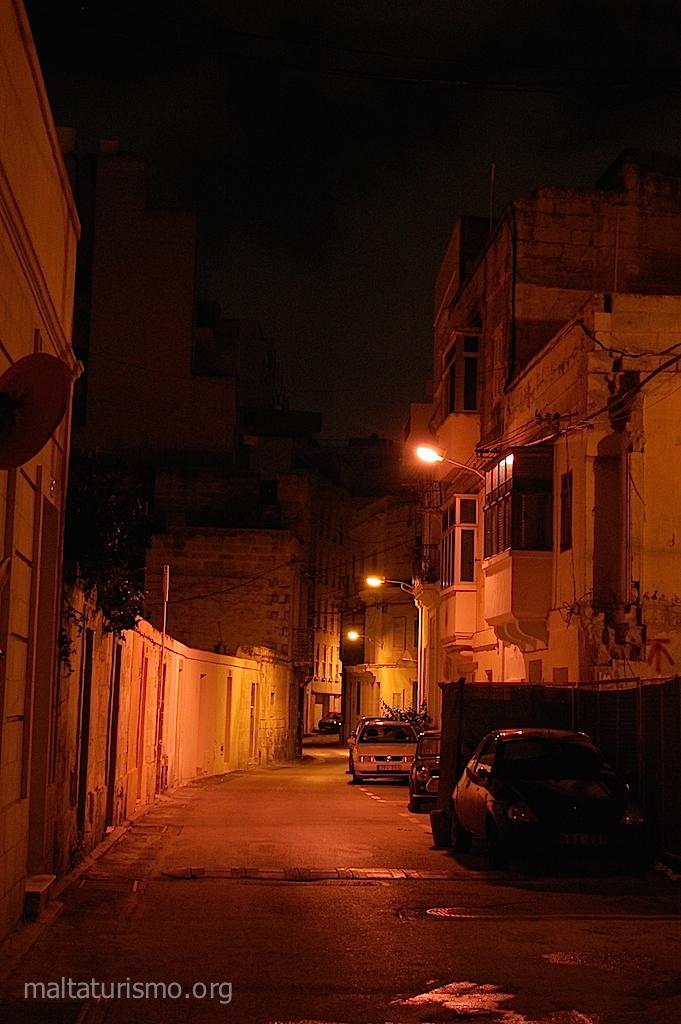 Calles desiertas