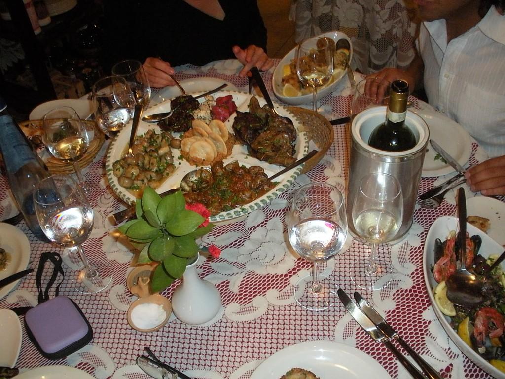 plato de degustacion maltes