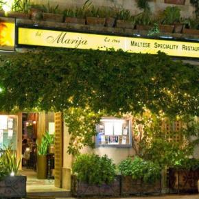 Comer en Malta - Restaurante Ta'Marija