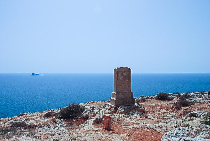 Monumento Conmemorativo - Hagar Qim