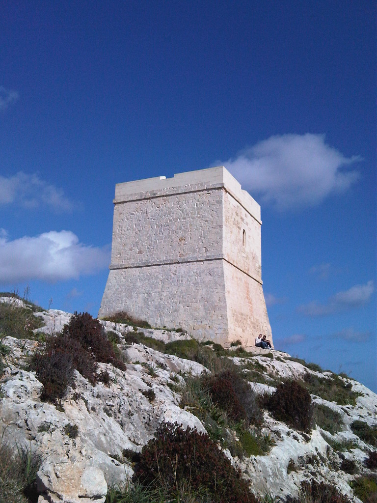 Torre contra piratas de Hamrija