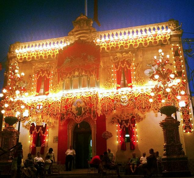Noches de Festa en Malta