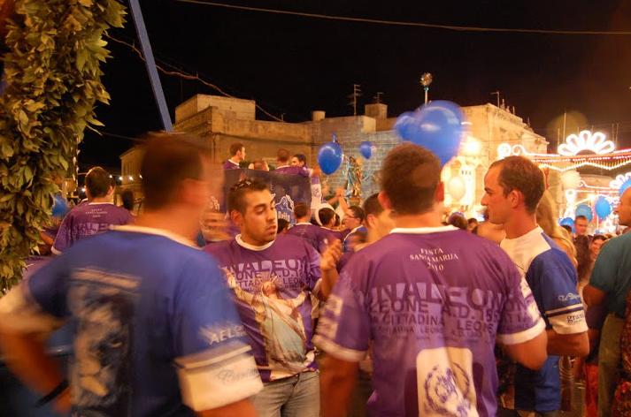 Camisetas con santos en Gozo