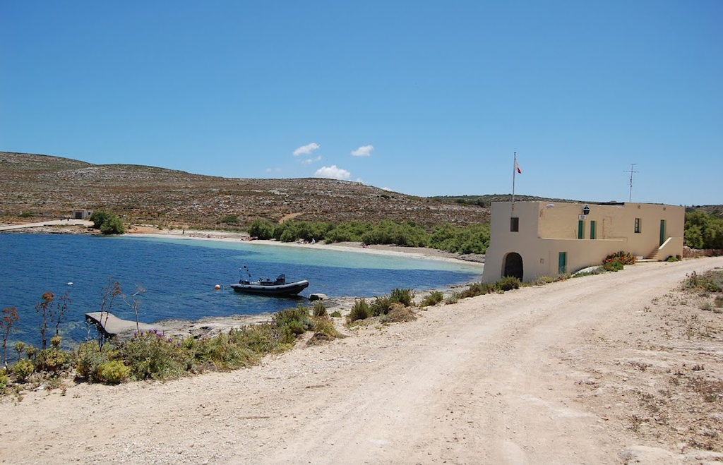 Estación de Policía Comino Malta