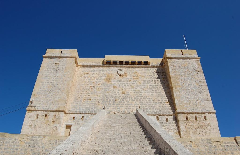 Torre de Observación de Santa María Comino Malta