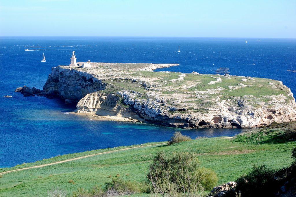 Malta Snorkeling San Pablo Pawl